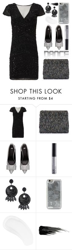 """""""dance party/ budget-friendly"""" by foundlostme ❤ liked on Polyvore featuring Miss Selfridge, Topshop, NYX, Kenneth Jay Lane, LMNT, Temptu, Urban Decay, danceparty and onabudget"""
