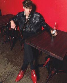 Matt Hitt for Glamour germany Nov.2016