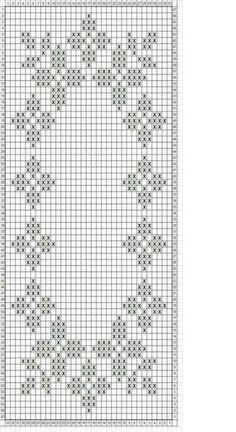 filet crochet New crochet bookmark tutorial charts ideas Crochet Table Runner Pattern, Crochet Lace Edging, Crochet Tablecloth, Crochet Doilies, Filet Crochet Charts, Crochet Diagram, Crochet Stitches, Cross Stitch Designs, Bead Loom Patterns