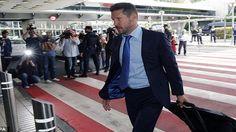 Ini Jawaban Diego Simeone Terkait Rumor Dirinya ke Inter Milan