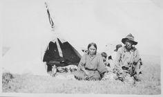 Metis, Metis/Cree, Rocky Boy Reservation, Montana, Indian Peoples Digital Image Database Object Description