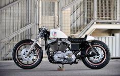 custom harley xl 1200s