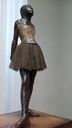 Little Dancer by Edgar Degas 1922