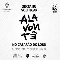 Casarão do Lord - Pelourinho - Salvador - Bahia