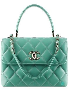 Emmy DE * Chanels new flap bag SS 2014