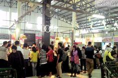 Pasar Santa Tour