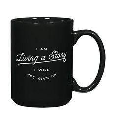 Continue Coffee Mug – To Write Love on Her Arms.