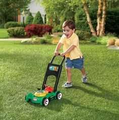 little lawn mower gifts for toddlers