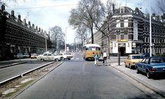 Oranjeboomstraat Rotterdam (jaartal: 1970 tot 1980) - Foto's SERC Rotterdam, Netherlands, Holland, Street View, Van, French, History, Historical Photos, Past