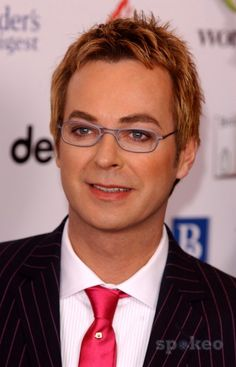 Julian Clary at the British Book Awards at Grosvenor House