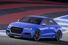 Audi A3 Clubsport Concept #car #cocept #audi