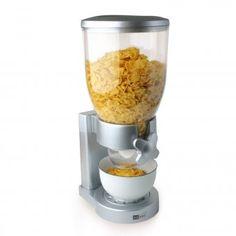 AdHoc Cereal Dispenser - kitchen, design, breakfast