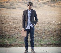 """Check out Sulaimi Zakariah's """"Wool Blazer"""" Decalz @Lockerz"""