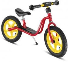 PUKY - Light-weight balance bike - The PUKY is a very light balance bike for kids from around 3 years. It has a low instep, a platform to rest the feet on and a special learner's bike saddle. Kids Trike, Kids Scooter, Light Balance, Balance Bike, Kiwi, Push Bikes, Radio Flyer, Bikes For Sale, Bike Accessories