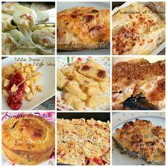 Raccolta di ricette con patate