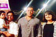Salman Khan on Bajrangi Bhaijaan Sets
