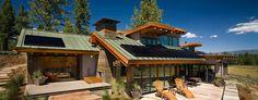 Solar panels by SunPower