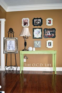 The O.C.D. Life: Our Gallery Wall