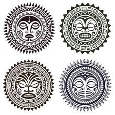 Polynesian Tattoo Designs and Meanings                                                                                                                                                      More