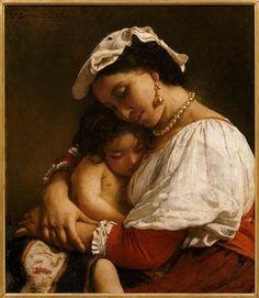Cent ans et les poésies opportunes - Page 12 3b0befd13b09564c089632a747d00398--florentin-mother-and-child
