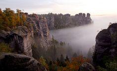 Euroopasta löytyy lukuisia kansallispuistoja, jotka häikäisevät monipuolisilla maisemillaan.