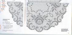 Gallery.ru / Фото #1 - 3 - TATO4KA6 Diagram, 3, Recipes, Mesa Redonda, Centerpieces, Crocheting