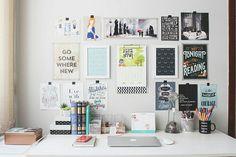 room, desk, and book-bild