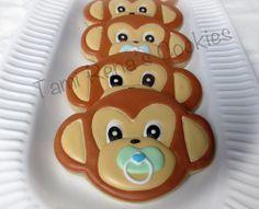 monkeys cookies - Buscar con Google