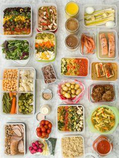 Batch Cooking, Barcelona, Sauteed Potatoes, Stir Fry, Olivier Salad, Weekly Menu, Thermomix, Barcelona Spain