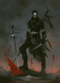 Men in fantasy art — gffa: Kanan: The Last Padawan Concept Art Dark Fantasy Art, Fantasy Rpg, Medieval Fantasy, Elves Fantasy, Fantasy Series, Character Concept, Character Art, Concept Art, Fantasy Races
