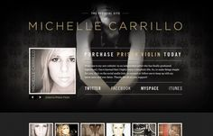 25 Dark and Amazing Website Designs