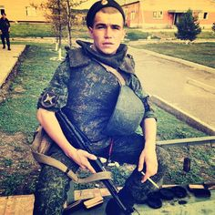 Российский солдат в соцсети похвастался ночной «долбежкой» Украины (фото)