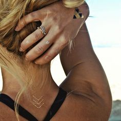 Flash Tattoos - DAKOTA, $22.00 (http://www.flashtat.com/dakota/)