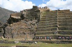 ANTROPOLOGÍA Y ECOLOGÍA UPEL: Cultura Inca - Ollantaytambo