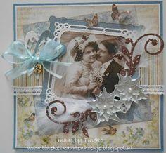 Tineke's kaartenhoekje: Huwelijk
