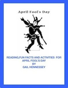 Learn about the history of April Fool's Day. Great end of week activity for social studies or LA classes.Resource provides a reading for students as well several famous April Fool's Day pranks,extension activities,a Test your April Fool's Day IQ and comprehension questions. http://www.teacherspayteachers.com/Product/April-Fools-Day-ReadingFun-Facts-and-Activities-632947