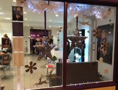 Strand hairdressers Hairdressers, Sculptures, Gift Wrapping, Floral, Gifts, Hair Stylists, Paper Wrapping, Presents