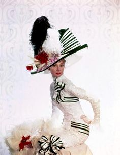My Fair Lady Audrey Hepburn as Eliza Doolittle. Publicity still with Ascot Opening Day costume & hat. All designed by Cecil Beaton. Audrey Hepburn Poster, Audrey Hepburn Photos, My Fair Lady, Golden Age Of Hollywood, Vintage Hollywood, Hollywood Stars, Vanity Fair, Magazine Vogue, Photo Print