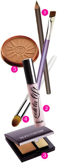 5 Easy Makeup Tricks To Look 10 Years Younger