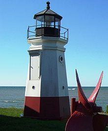 Vermilion Lighthouse, Vermilion, OH