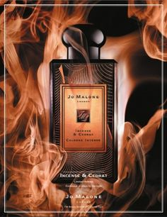 Incense & Cedrat Limited Edition Jo Malone for women and men