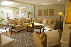 traditional family decor - Google Search
