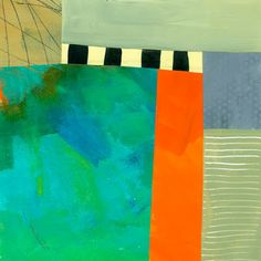 Jane Davis, collage journeys: A Few More Collage Grids