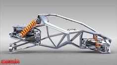 KTM AX Chasis