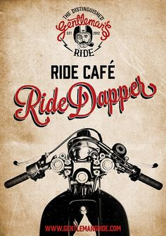 The Distinguished Gentleman's Ride - Ride Café