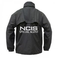 NCIS Special Agent Jacket.  I want this so bad that it isn't even funny