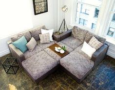 Please help me with this weird shape livingroom - Houzz
