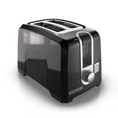 BLACK+DECKER 2-Slice Extra-Wide Slot Toaster, Square, Black, T2569B Price: $14.87 #BLACKDECKER #BLACKDECKERToaster #kettle #toaster #black #kitchen #kitchappliances #kitchentools #FridayMotivation  Yummery - best recipes. Follow Us! #kitchentools #kitchen