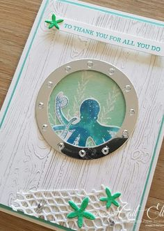 Stampin Up Sea of Textures