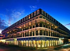 Four Points by Sheraton French Quarter, located in the French Quarter of New Orleans, Louisiana. Starpicks rates from $103 per night.